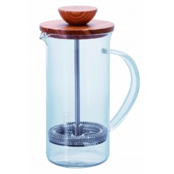 TEA PRESS WOOD 300ml