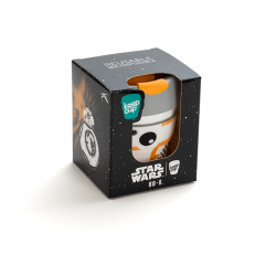 MUG REUSABLE STAR WARS BB8 8oz