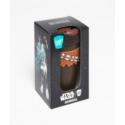 MUG REUSABLE STAR WARS CHEWBACCA 16oz