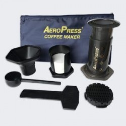 AEROPRESS COFFEE MAKER WITH TOTE BAG (82R08)