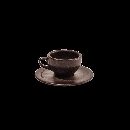 KAFFEEFORM CUP/SAUCER FOR ESPRESSO