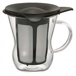 ONE CUP TEA MAKER NATURAL BLACK