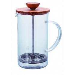 TEA PRESS WOOD 600ml