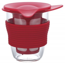 HANDY TEA MAKER RED 200ml
